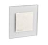 Oldalfali dekor LED lámpa APUS, hideg fehér (12V/0,8W) világítás