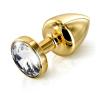 DIOGOL Anni - arany análkúp (3cm) anál