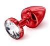 DIOGOL Anni - rubin análkúp (3,5cm) anál