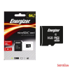 ENERGIZER Classic microSDHC kártya+adapter,16GB,C10
