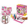 Lisciani Minnie Mouse-Üvegmatrica készítő