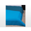 Laura microfiber ágytakaró türkizkék 235x250 cm