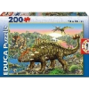 Educa : Dinók 200 db-os kirakó - puzzle