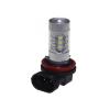 H8 LED izzó (pl. ködlámpa világítás)