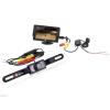 Univerzális tolatókamera szett, professzionális minõségû, vezetéknélküli (wireless), vízálló, éjjellátó, 170 fokos látószögû