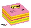 3M POSTIT Öntapadó jegyzettömb, 76x76 mm, 450 lap, 3M POSTIT, lollipop pink post-it