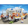 Playmobi Szirénázó mentőautó - 5541