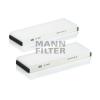 MANN FILTER CU3023-2 Pollenszűrő AUDI A6, ALLROAD, R8, RS6, S6