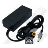 Samsung GT6360 5.5*3.0mm + pin 19V 3.15A 60W cella fekete notebook/laptop hálózati töltő/adapter utángyártott