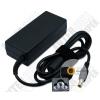 Samsung V25 5.5*3.0mm + pin 19V 3.15A 60W cella fekete notebook/laptop hálózati töltő/adapter utángyártott