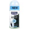 Nivea invisible for black&white clear deo roll-on 50ml