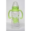 Baby Bruin Polipropilén rókás cumisüveg fogóval etetőcumival 250ml