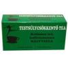 Fabianni testsúlycsökkentő mályva tea 20db gyógytea