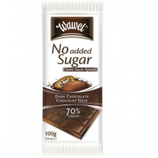 Wawel diabetikus étcsokoládé 100g csokoládé és édesség