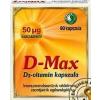 Dr. Chen Patika Dr. Chen D-Max 50 μg D3-vitamin kapszula 80db