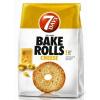 7 Days bake rolls sajtos kétszersült 80g