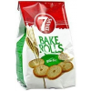 7 Days bake rolls fokhagymás kétszersült 90g