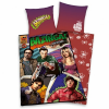 The Big Bang Theory Agymenők ágynemű (comics)