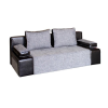Hannover kanapé szivacsos