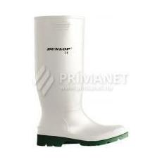 Dunlop Pricemastor gumicsizma, fehér, 41-es (GAND95641)