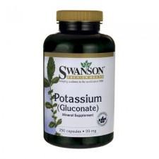 Swanson Potassium kapszula 100 db táplálékkiegészítő