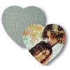Szív alakú puzzle saját fotóval