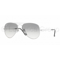 Ray-Ban RB3025 003/32 AVIATOR SILVER CRYSTAL GREY GRADIENT napszemüveg (RB3025__003_32)