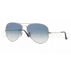Ray-Ban RB3025 003/3F AVIATOR SILVER CRYSTAL GRADIENT LIGHT BLUE napszemüveg (RB3025__003_3F)