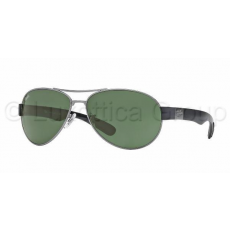 Ray-Ban RB3509 004/71 GUNMETAL GREEN napszemüveg (RB3509__004_71)
