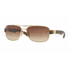 Ray-Ban RB3522 001/13 ARISTA BROWN GRADIENT napszemüveg (RB3522__001_13)