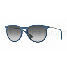 Ray-Ban RB4171 60028G ERIKA RUBBER BLUE GREY GRADIENT napszemüveg (RB4171__60028G)