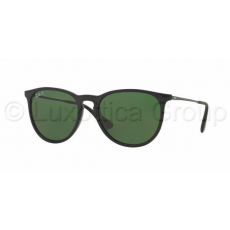 Ray-Ban RB4171 601/2P ERIKA BLACK POLAR GREEN napszemüveg (RB4171__601_2P)