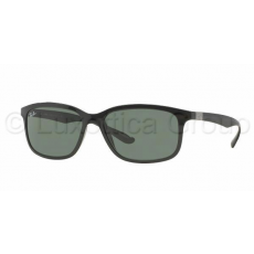 Ray-Ban RB4215 601/71 BLACK GREEN napszemüveg (RB4215__601_71)