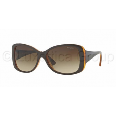 Vogue VO2843S 227913 TOP BROWN/ORANGE TRANSP BROWN GRADIENT napszemüveg (VO2843S__227913)