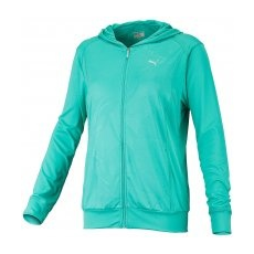 Puma Gym Loose Cover Up Női pulóver, Zöld, S