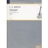 SCHOTT Chaconne for Guitar D minor BWV 1004