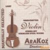 ARAKOZ húrkészlet hegedűhöz (light)