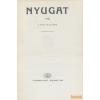 Akadémiai Nyugat 1910 II. kötet (13-24. szám) - Reprint