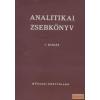 Műszaki Analitikai zsebkönyv