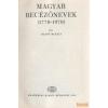 Akadémiai Magyar becézőnevek (1770-1970)