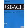 EMB Das Wohltemperierte Klavier II (Urtext)