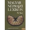 Akadémiai Magyar néprajzi lexikon 4. kötet N-Szé