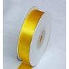 Szatén szalag citromsárga (HS-1007)-(0,6 cm * 22 m)