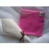 Pink dombornyomott szalvéta 33x33 (15 db)