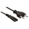 Valueline Hálózati kábel - tápkábel 5m