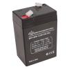 HQ 6V 4,5A zselés akkumulátor