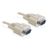 DELOCK RS-232 kábel 2m dugó-dugó