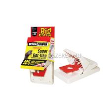 The Big Cheese Ultra Power Super patkánycsapda csalival riasztószer