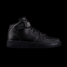 Nike Air Force 1 Mid '07 All Black