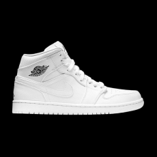 Nike Air Jordan 1 Mid All White